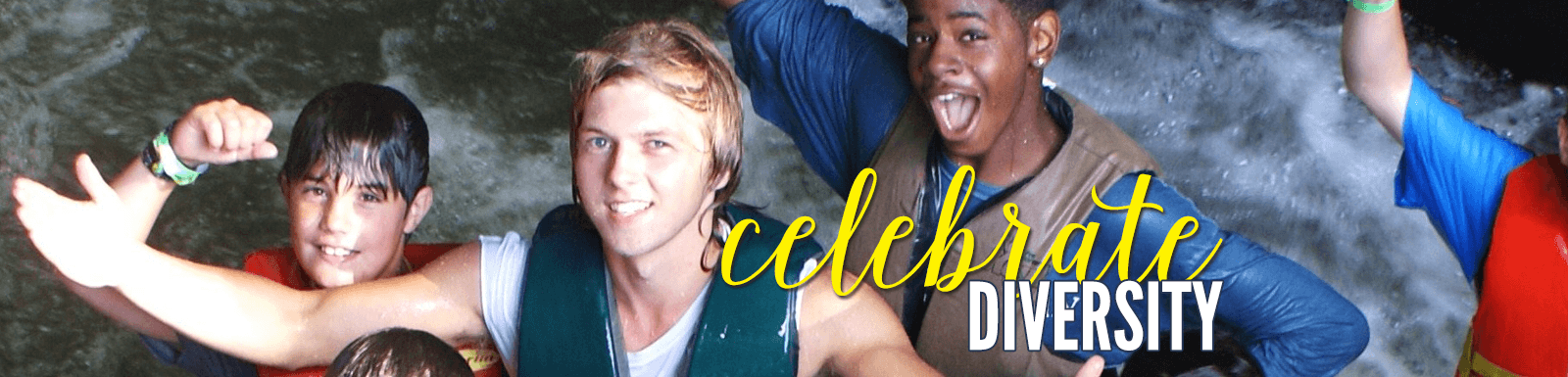 Celebrate diversity at Camp Kupugani