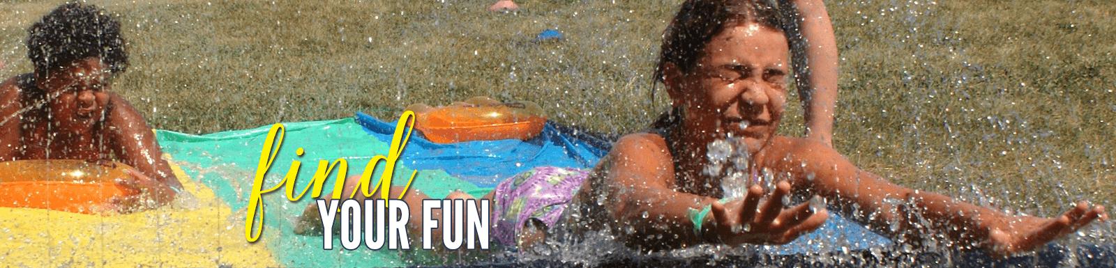 Find your fun at Camp Kupugani