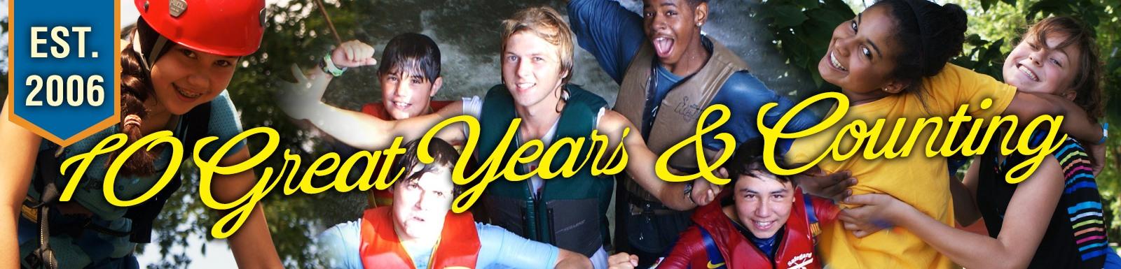 Camp Kupugani - 10 years and counting