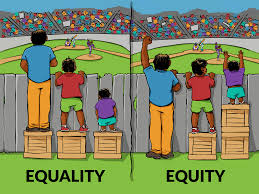 equity is better than equality