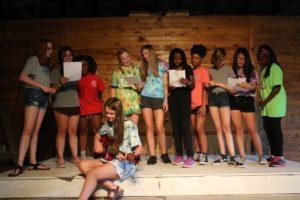 Acting at Camp
