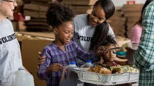 Raising a generous child