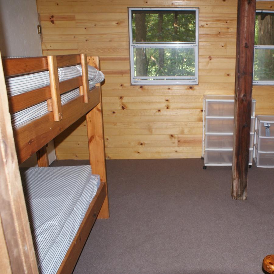 Cabin at the Camp Kupugani South Village - Housing, Dorm, and Lounge